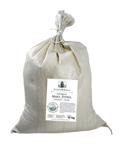 Mąka Żytnia Chlebowa Ekologiczna BIO typ 720 od gospodarza 10 Kg