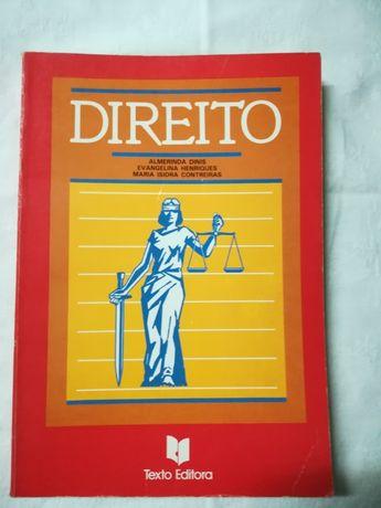 Livro - Direito , Texto Editora