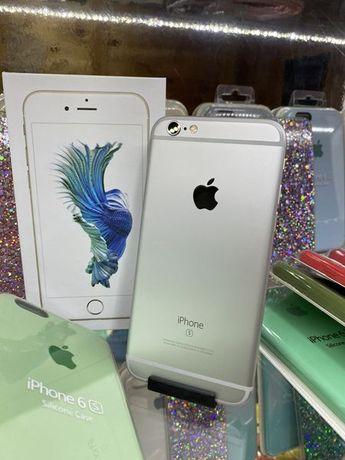 Телефон iPhone 6s 32gb silver/space gray Neverlock Магазин Гарантия