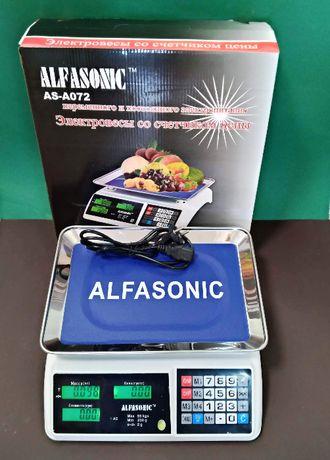 Торговые веса 50 кг новые запечатанные Для магазинов и рынков