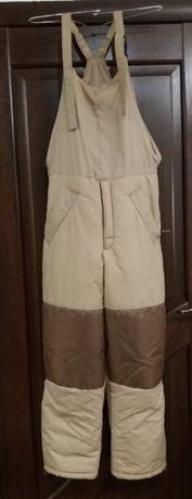 Продам утеплители штаны, комбинезон Snugpak Salopettes S,L