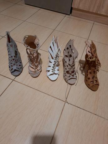 Sandały letnie rozmiar 37