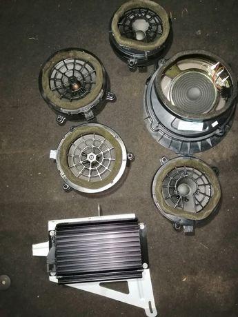 Głośniki Bose Mercedes CLK cupe