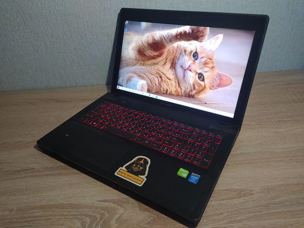Игровой ноутбук Lenovo Y510P NVIDIA 4gb