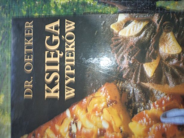 Księga wypieków Dr Oetker