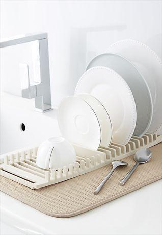 Антибактериальный коврик для сушки посуды