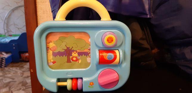 Развивающий телевизор для малыша