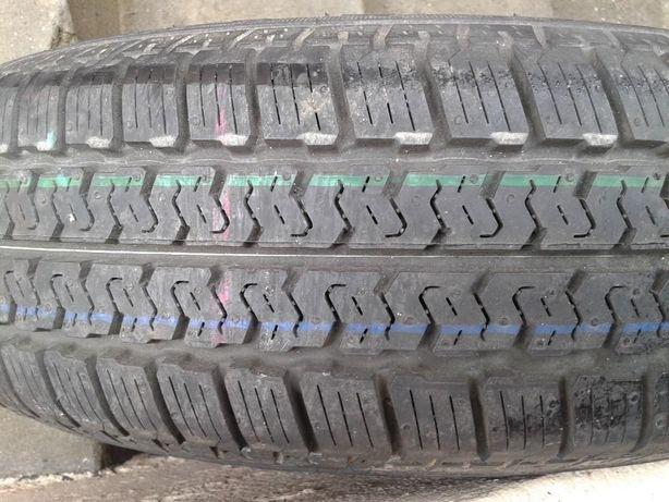 Jante de ferro + pneu 155SR13 (carro antigo)