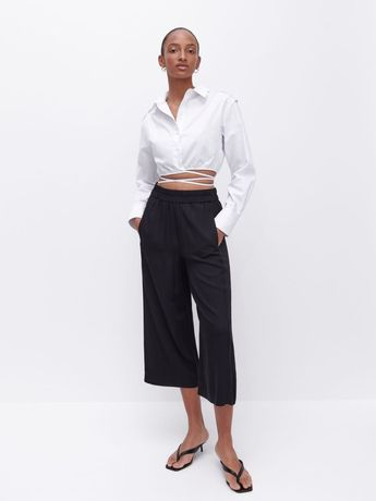 Кюлоти бриджи шорти штани