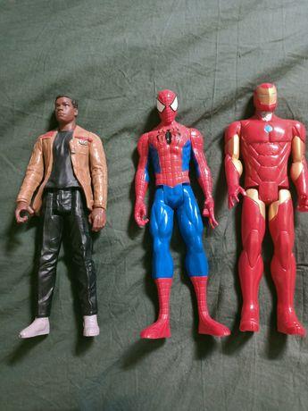 Figurki super bohaterów