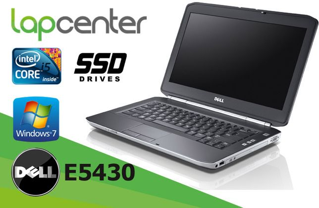 Solidny DELL LATITUDE E5430 CORE i5-3340M 4GB 128GB SSD LapCenter.pl