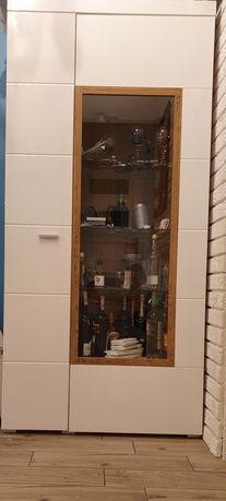 Szafa, komoda, szafka rtv, 2x komin,  półka
