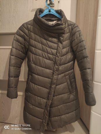 Płaszcz zimowy asymetryczny!