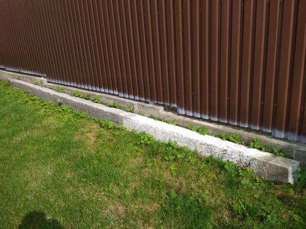 Стовп 5.90м стовб електричний, бетонний з арматурою.