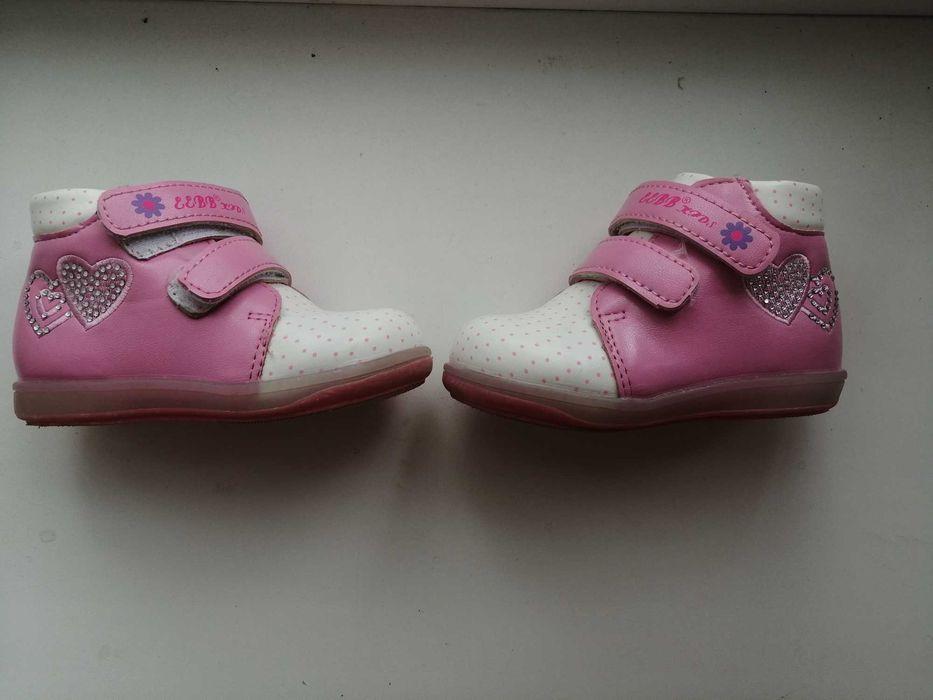 Ботинки осенние на девочку Сумы - изображение 1