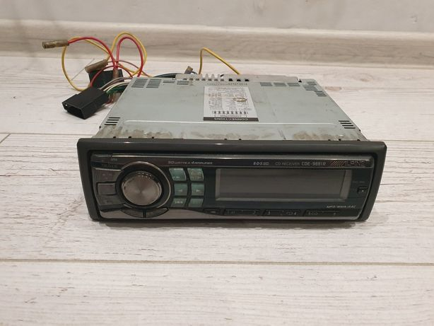 Radio ALPINE CDE 9881R mp3 Klasyk