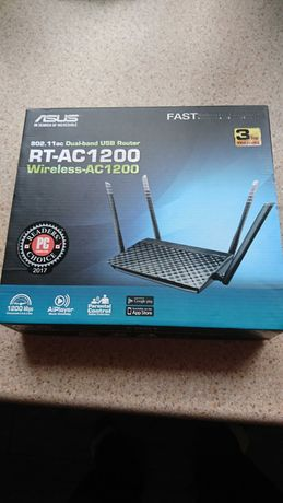 Router Asus RT-AC 1200