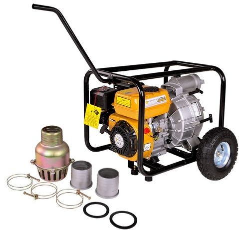 Мотопомпа Форте FPTW30 для грязной воды. Бесплатная доставка