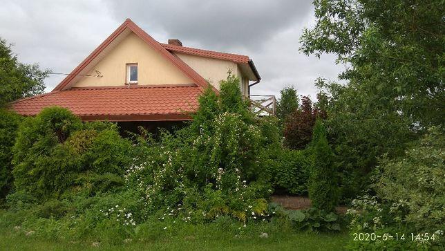 Dom ze stawem na wsi do wynajęcia - 30 km od Białegostoku-15 miejsc