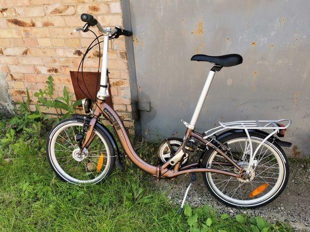 Складной велосипед алюминий