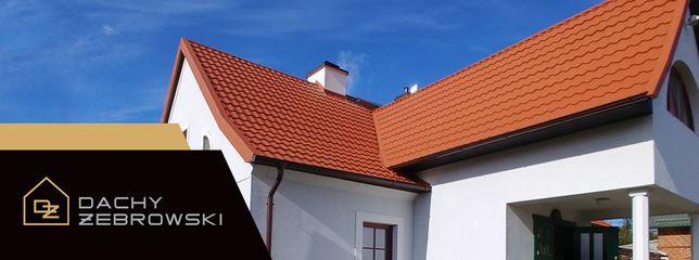 Usługi dekarskie - montaż pokryć dachowych