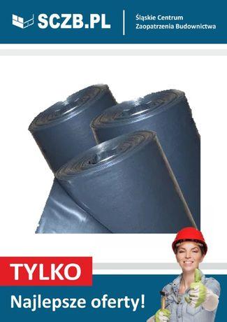 FOLIA Budowlana Czarna Gruba 0 5mm 0,5 0,5mm 5x20m ATEST