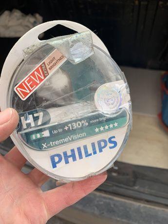 Галогенная лампа 12V 55W H7 PHILIPS