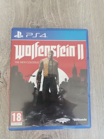 Wolfenstein The New Colossus Ps4