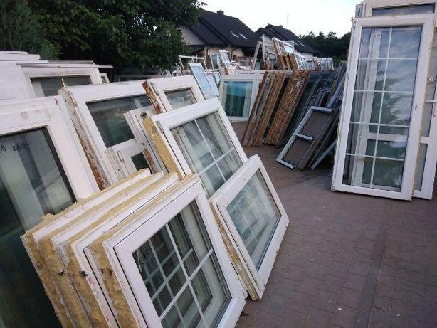 Okna w super cenach db na bar domek w lesie na wsi na działkę altanę