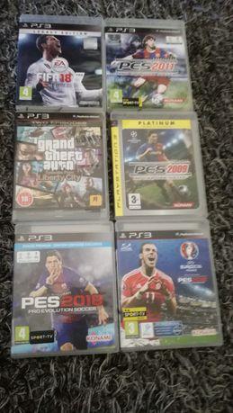 Varios jogos Ps3