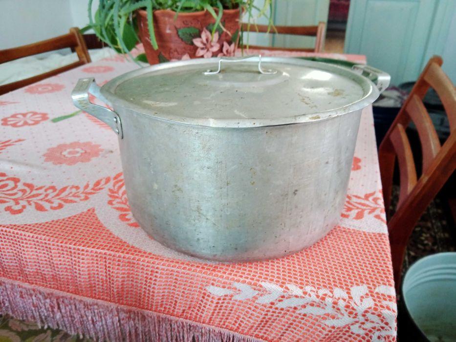 Продам алюмінієву каструлю СРСР Луцк - изображение 1
