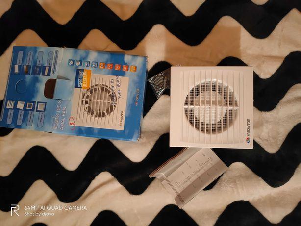 Вытяжной вентилятор Вентс С 100
