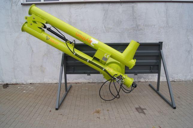 Przenośnik ślimakowy hydrauliczny burtowy fi200 Adraf