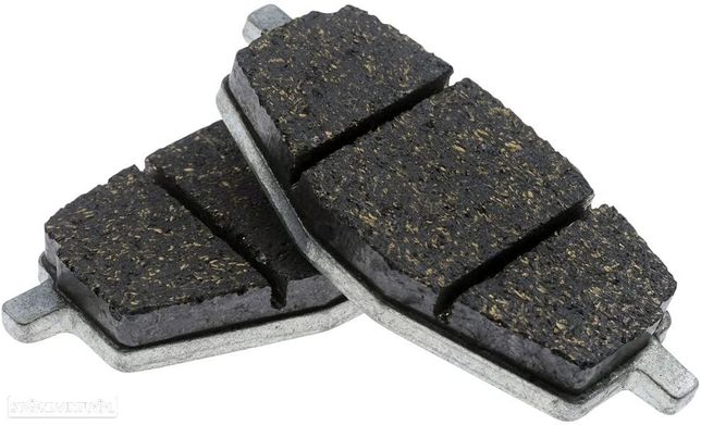 pastilhas travao trw mcb539ec mineral trás  yamaha dt125 xt600 xt660 600 tenere dtr 125
