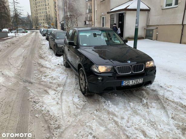 BMW X3 BMW x3 e83 LIFT