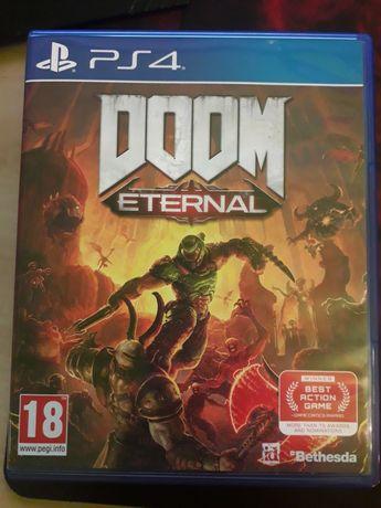 DOOM Eternal PlayStation 4/ps4