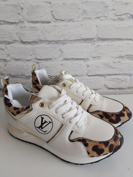 Buty sneakersy LV