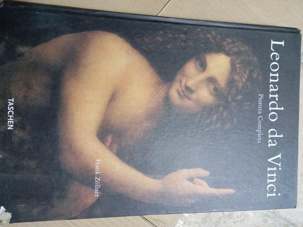 Leonardo da Vinci - Pintura,