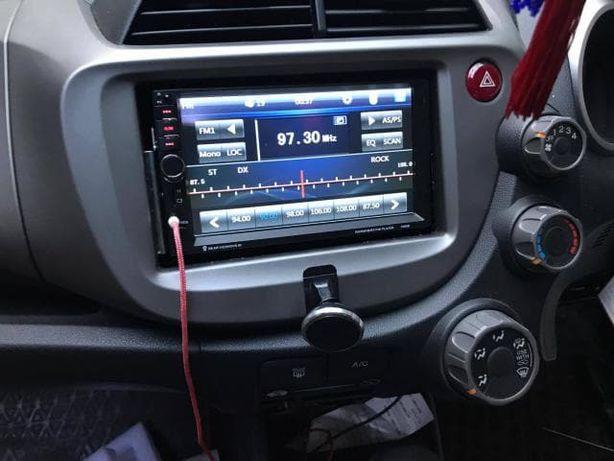 auto radio 2 din com bluetooh e video- ultimas unidades