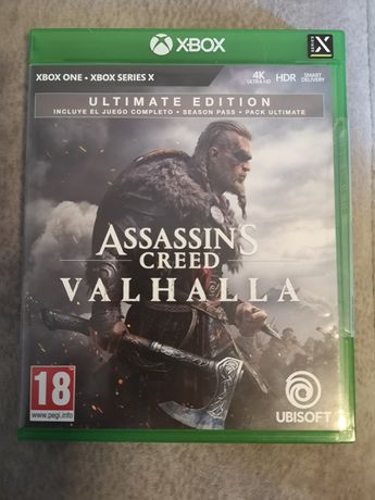 Assassin's Creed Valhalla xbox one series X