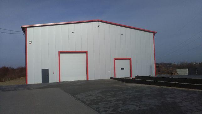 Magazyn hala garaż 1050 m , Grójec trasa nr 50