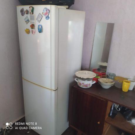 Холодильник в рабочем состоянии