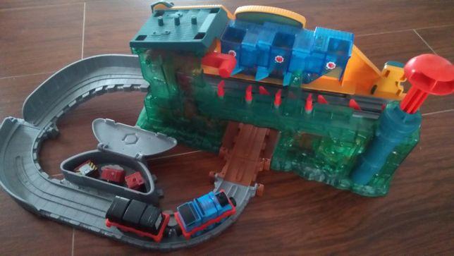 Tomek i przyjaciele fabryka lokomotyw