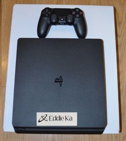 PS4 Slim 500GB ou 1TB c/ firmware q/ permite desbloquear - desde 219,9