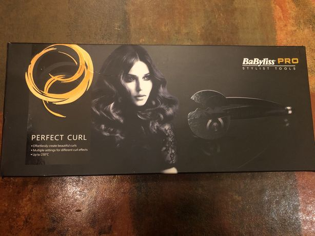 Babyliss perfect curl nowa
