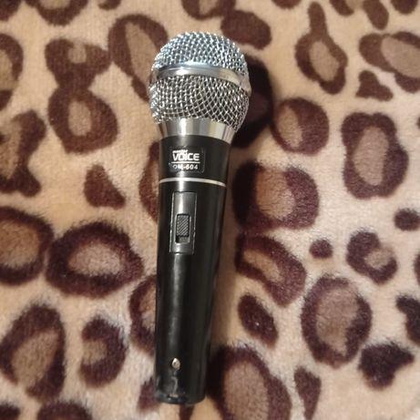 Mikrofon dynamiczny VOICE DM-604