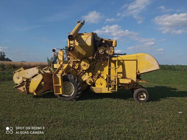 Kombajn zbożowy Clayson m80 New Holland