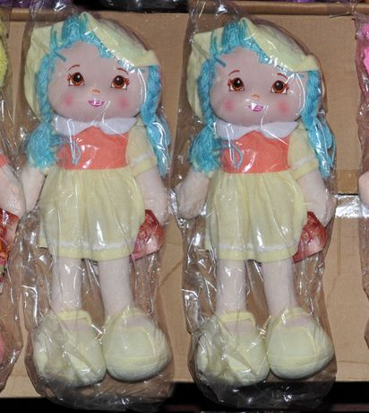 Кукла мягкая 40cm