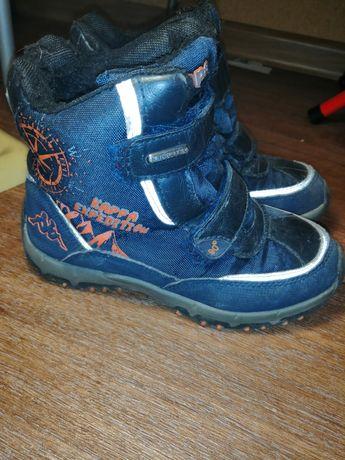 Ботинки детские, фирменные Kappa