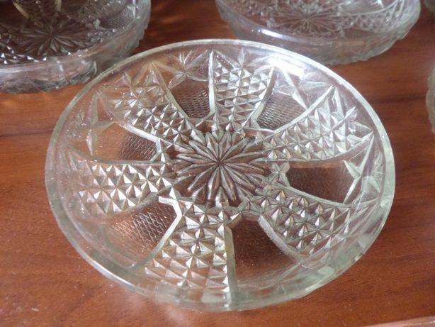 Kryształowe talerzyki